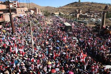 Los dirigentes cívicos ratifican la marcha de hoy por la dignidad de Potosí