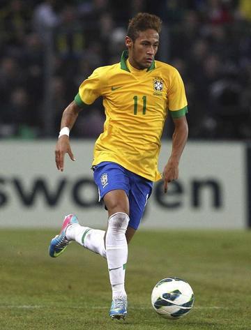 Neymar y el sueño olímpico en el Maracaná