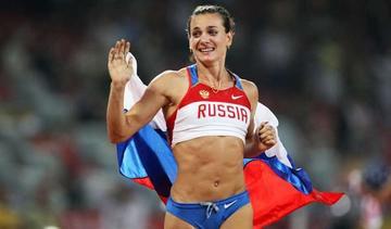 Isinbáyeva recurrirá a DD.HH. para competir