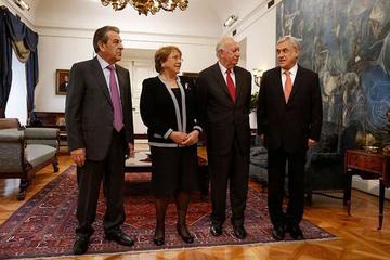 Expresidentes chilenos rechazan pedido de diálogo de Evo Morales
