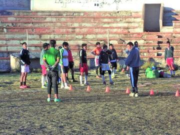 La selección potosina está lista para el nacional de fútbol