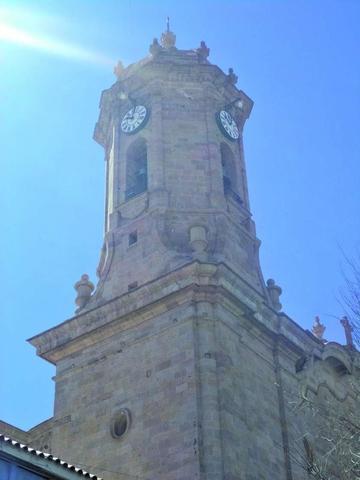 Buscan un relojero para la Catedral
