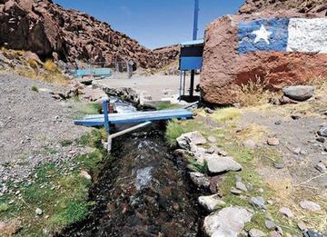 Apoyarán la reivindicación del agua potosina del Silala