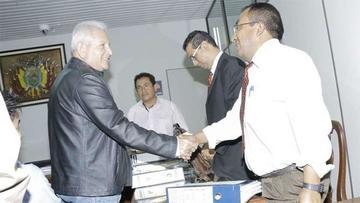 Tribunal ratifica arraigo y fianza de 80 mil Bolivianos a Costas