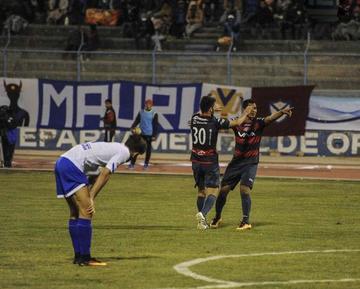 Wilstermann vapulea 4-0 a San José
