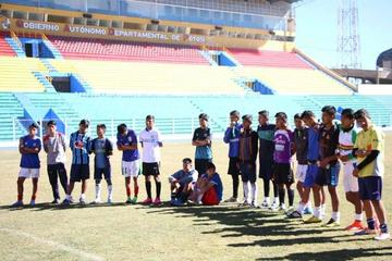 La selección potosina se enfrentará a La Paz en su debut en el nacional de fútbol