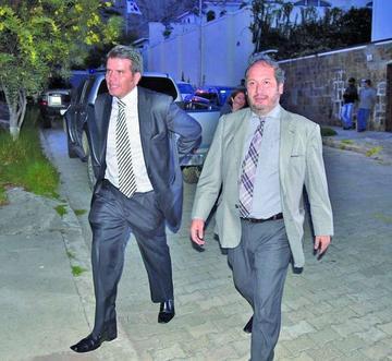Otorgan protección temporal en Perú a los exabogados de Zapata