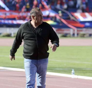 Zamora tiene la base para la Sudamericana