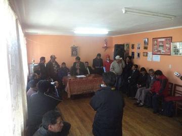 Conmemoran al Círculo de Periodistas Deportivos de Potosí en sus 68 años