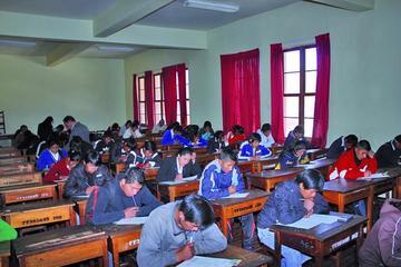 La olimpiada científica evalúa hoy a 4.995 estudiantes de Potosí