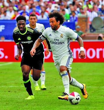 Real Madrid vence a Chelsea