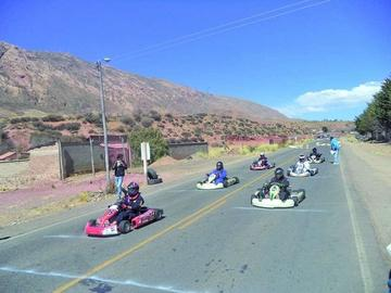 Potosí está listo para el nacional de karting