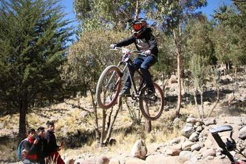 Potosí constituye su equipo para el nacional de ciclismo de montaña