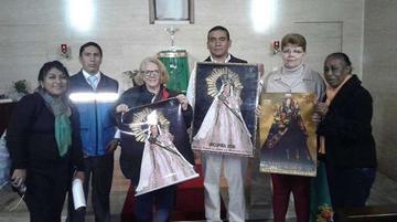 La Alcaldia de Quillacollo promociona festividad de Urkupiña en San Pablo