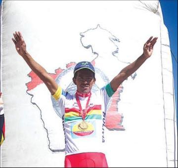 El potosino Oscar Soliz buscará brillar en Río 2016