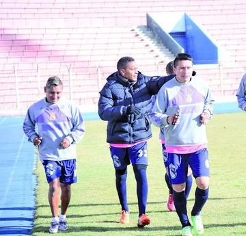 Los lilas parten hoy con destino a Oruro