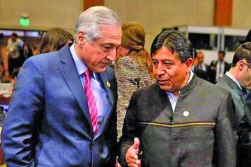 Lauca: califican de imprudente a Choquehuanca por declaración