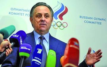 Rusia espera que el COI dé el visto bueno a su equipo olímpico