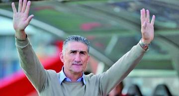 Bauza es el nuevo técnico de Argentina