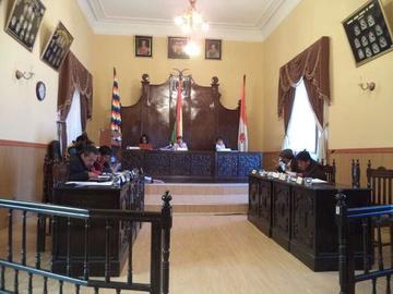 Concejo aprueba modificar el presupuesto municipal