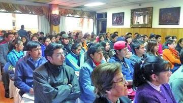 Foro MYPE del BCP reúne microempresarios en Potosí