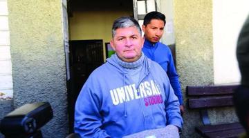 Juez falla detención preventiva para Ormachea en San Pedro