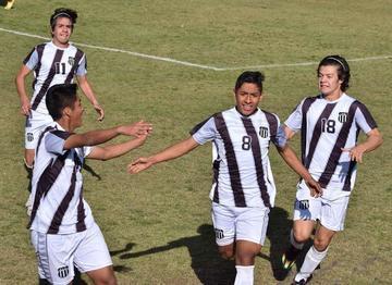 Santa Cruz y Cochabamba jugarán la final de la Sub-16