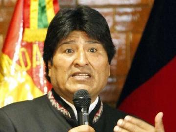 Evo: Chile dice falsamente que no tiene temas pendientes con Bolivia