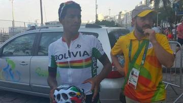Soliz se queda a medio camino en Río