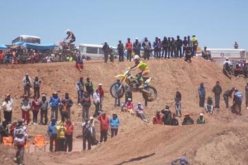 Se posterga la competencia de motociclismo