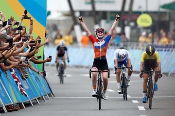 Van der Breggen logra el oro olímpico