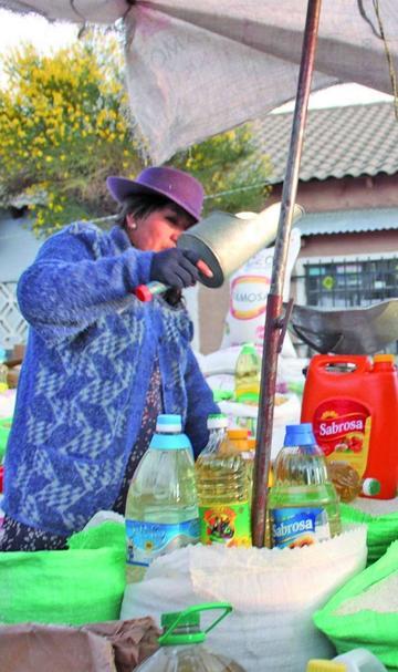 Se estanca precio de productos de la canasta familiar en Potosí