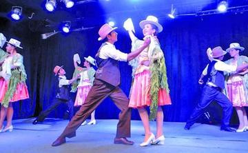 El ballet folclórico se lució en la OEA