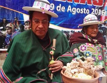 Celebran Día de Poblaciones Indígenas