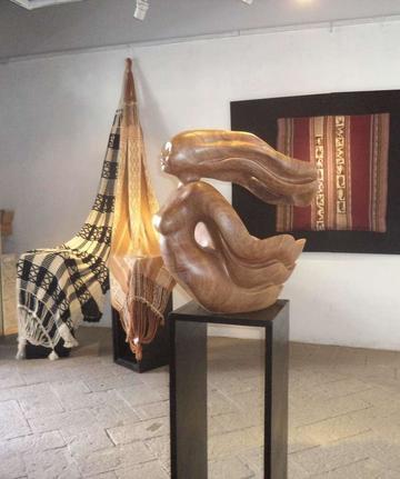 Exponen las mejores obras del Premio Abaroa 2015