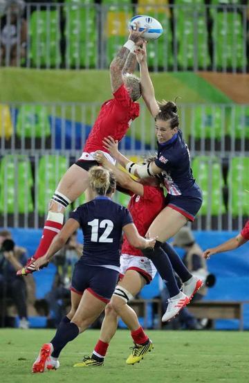 El rugby es un deporte desconocido en la tierra del fútbol