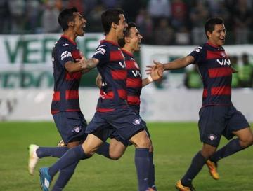 Sol de América apunta a un triunfo frente a Wilstermann