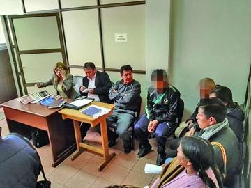 Ordenan detención de presuntos biocidas en penal de Cantumarca