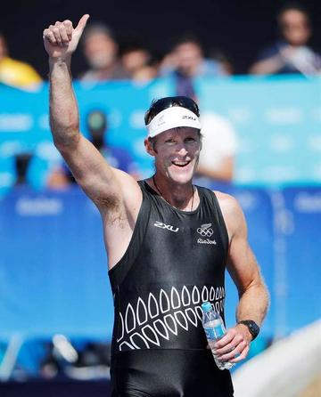 Drysdale logra el oro en skiff masculino