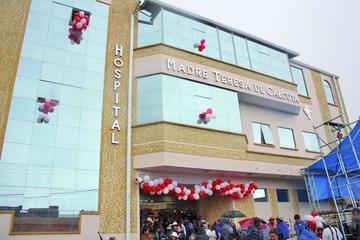 Buscan personal para el hospital Teresa de Calcuta