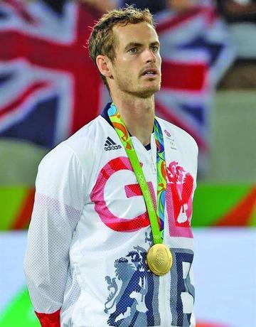 Murray retiene el título de campeón olímpico