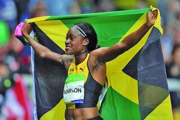 Thompson se convierte en la nueva reina olímpica