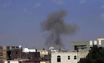 Bombas caen y afectan a un hospital de MSF en Yemen