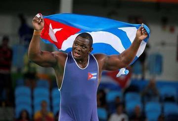 Mijain López gana su tercer título olímpico para Cuba
