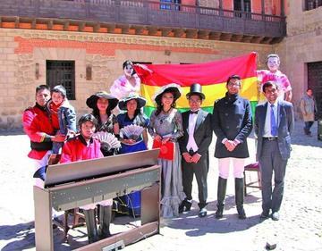 Philos dedica un recital a Bolivia