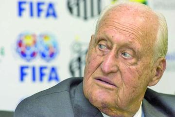 Muere Havelange, expresidente de la FIFA