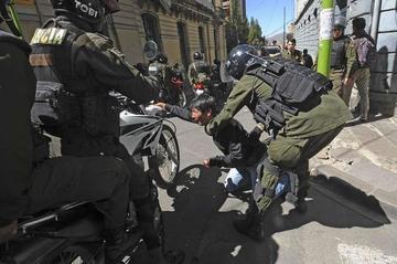 NN.UU. critica a Bolivia por la represión a los discapacitados