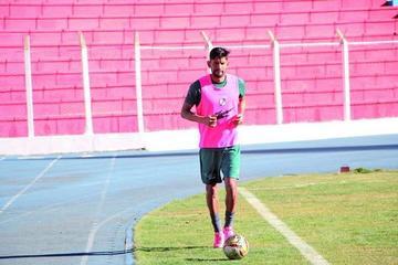 Ramallo contará con Tordoya para el partido de mañana ante Guabirá