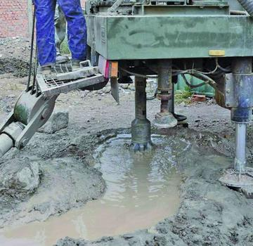 Gobernación garantiza acceso al agua en toda la Villa Imperial