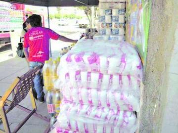 Sedes verifica poca cantidad de yodo en sal de empresas locales